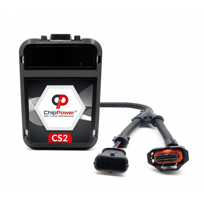 ChipPower Chip Tuning Box CS2 for Transit Tourneo 2.2 92 kW 125 HP 2011-2015 Power Economy Petrol